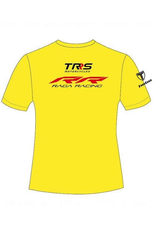 TRS FACTORY T SHIRT YELLOW XL image