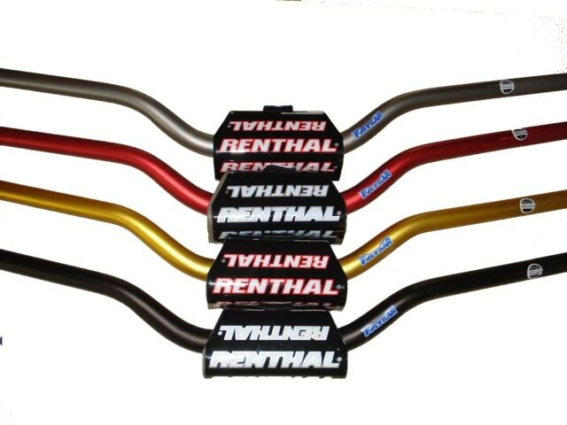 Renthal Fatbars Red image