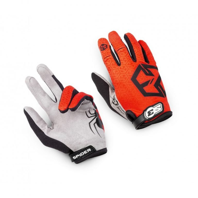 S3 SPIDER GLOVE MEDIUM RED image