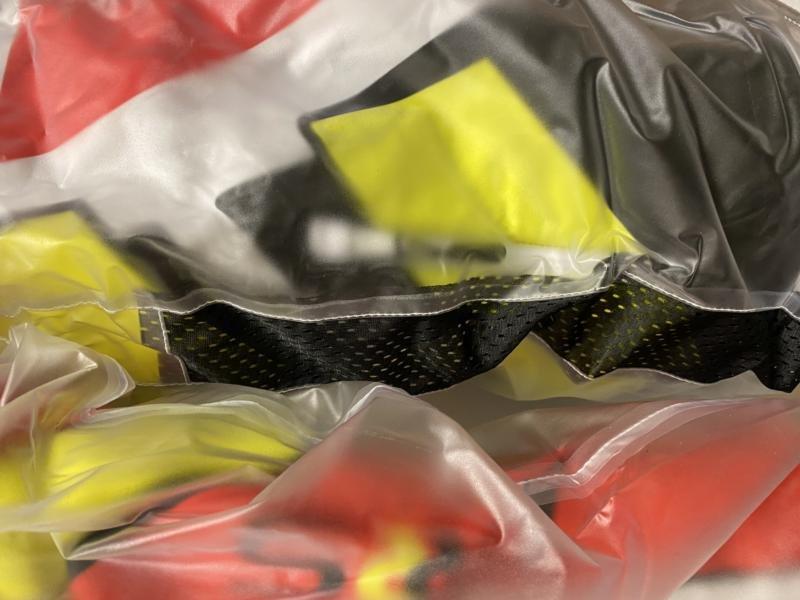 SXS TRS MUD/RAIN JACKET SIZE LARGE image