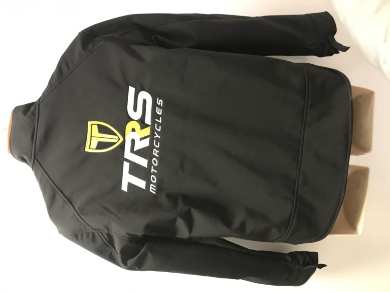 SXS TRS SOFT SHELL JACKET SIZE X SMALL- CHEST 42 / BODY LENGTH 28/ ARM TO CUFF 20 image