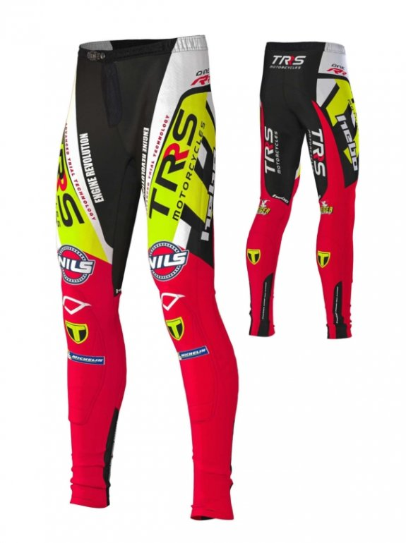 RIDING TROUSERS RAGA  S SMALL 2020/21  HRP3535 S image