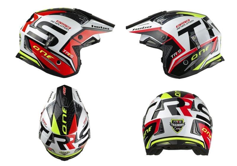 Trs RR helmet L image