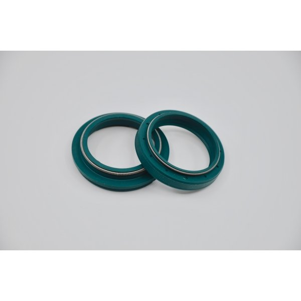 FORK OIL SEAL KIT TRS 1 SEAL AND 1 DUST COVER TECH FORK image