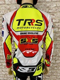 S3 TOBY REPLICA SHIRT XLARGE image