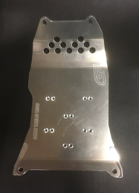 CSP- Sump Guard plate TRS image